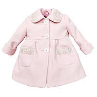 Пальто для девочек 1-4 года, фото 1