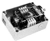 Концевой редукторный выключатель GE1/GE2, фото 1