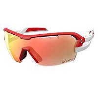 Спортивные очки SCOTT SPUR red/white red chrome amplifier + clear