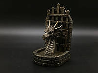 Коллекционная статуэтка, держатель для книг Veronese Дракон WU75148A1
