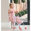 Коляска для куклы BABY ANNABELL - ЧУДЕСНАЯ ПРОГУЛКА (прогулочная, складная, с сумочкой), фото 3
