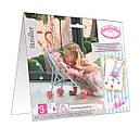 Коляска для куклы BABY ANNABELL - ЧУДЕСНАЯ ПРОГУЛКА (прогулочная, складная, с сумочкой), фото 6