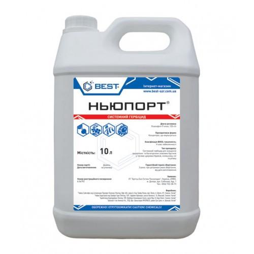 Гербицид Ньюпорт Хизалофоп-П-этил, 125 г/л (аналог Миура) компании Бест (Best)