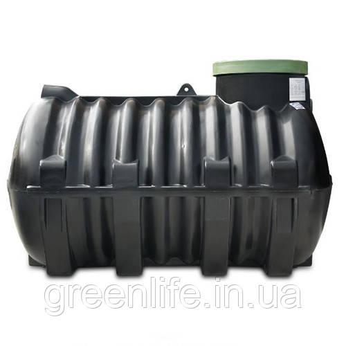 Септик предварительной очистки , Эколайн , 2 000л , Польша , Eko Roto