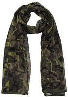 Маскировочный шарф-сетка 190*90 cm. в расцветке M95. MFH, Германия.