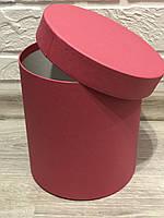Картонная коробка под цветы ''Круг 4'' 150*170