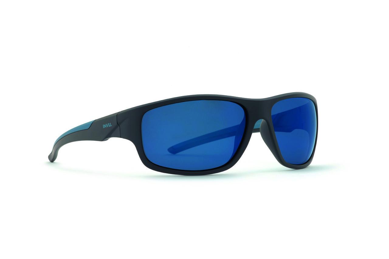 Мужские солнцезащитные очки INVU модель A2708C