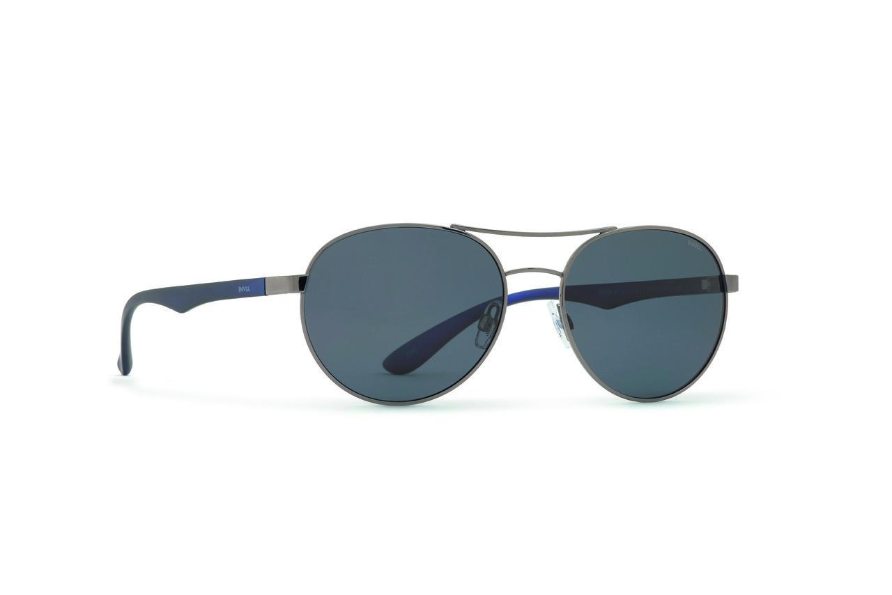 Мужские солнцезащитные очки INVU модель B1703B