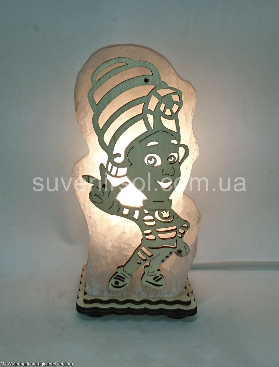 Соляной светильник Фиксик 2