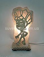 Соляной светильник Фиксик 3