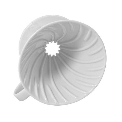 купить Пуровер Hario V60 02 белый керамический большой