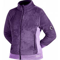 Куртка женская флисовая Norfin Moonrise Violet фиолетового цвета