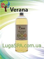 Массажное масло для тела «Зелёный чай», Verana