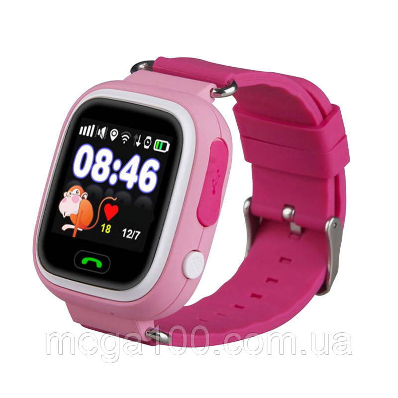 Умные часы, часы smart,  GPS часы, Smart Watch Q90 с wi-fi