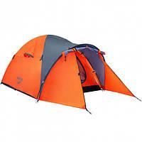 Палатка туристическая 68007 (70+200)*165*115 см), 2-местная, антимоскитная сетка, сумка
