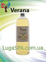 Массажное масло для тела «Имбирь», Verana