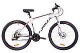 """Горный велосипед FORMULA THOR AL 1.0 AM DD 27,5""""(оранжево-черный с бирюзовым), фото 3"""