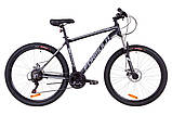 """Горный велосипед FORMULA THOR AL 1.0 AM DD 27,5""""(оранжево-черный с бирюзовым), фото 2"""