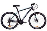 """Горный велосипед FORMULA THOR AL 1.0 AM DD 27,5""""(оранжево-черный с бирюзовым), фото 4"""
