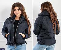 Женская весенняя куртка силикон 200, фото 1