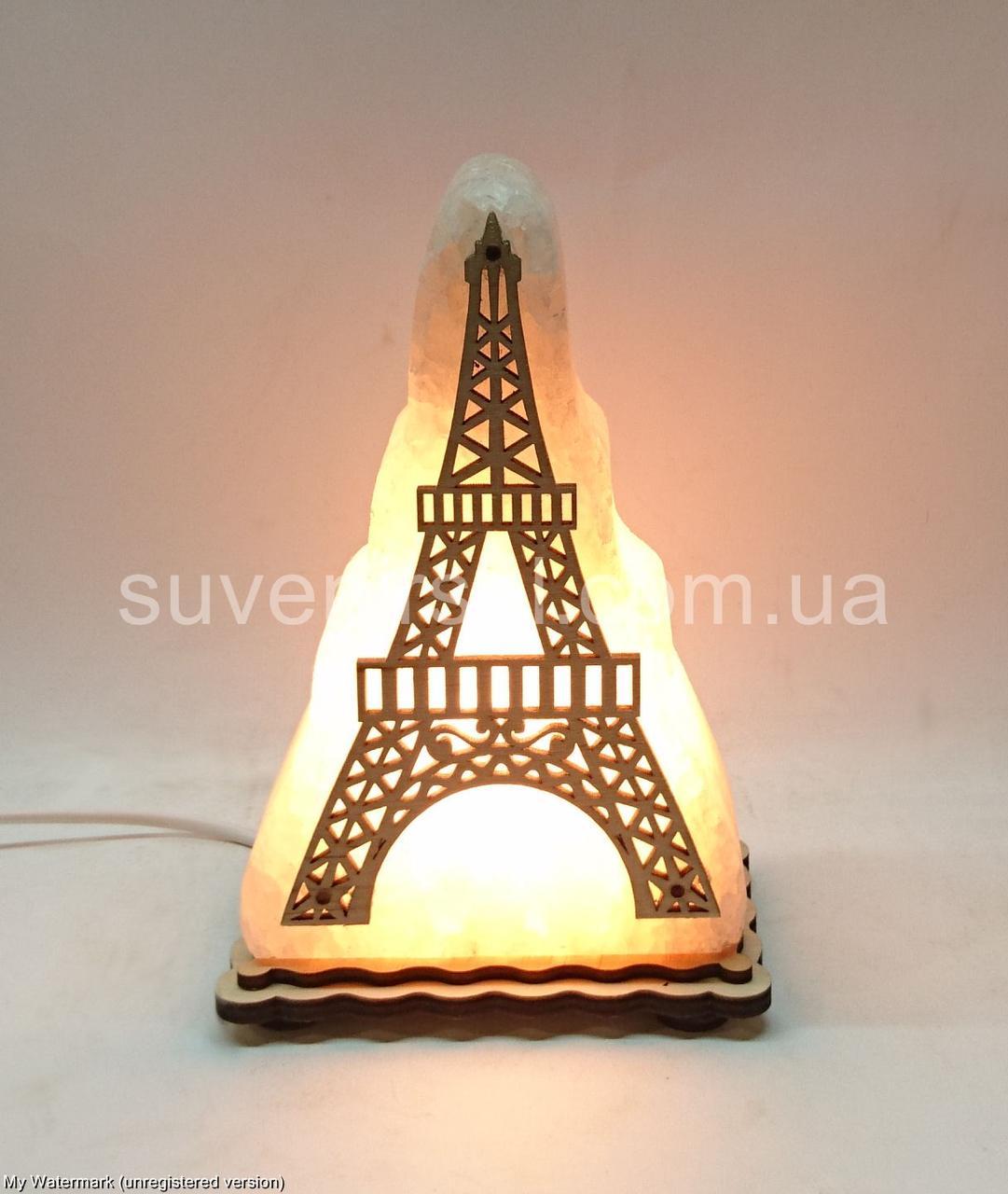 Соляной светильник Эйфелевая башня