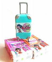 Куколка LOL в чемодане