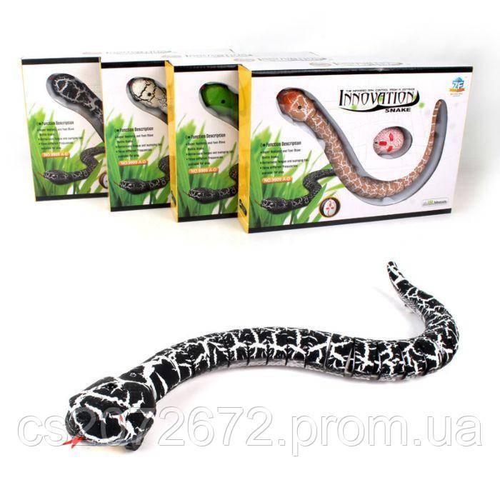 Игрушка на радиоуправлении Innovation Snake