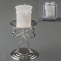 Свадебная свеча 6 см (024Q)