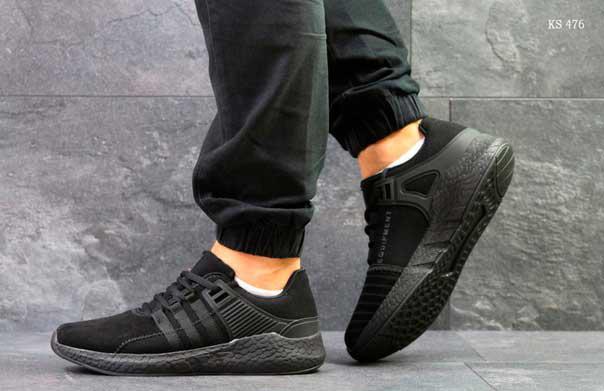 Кроссовки Adidas Equipment ADV 91-17(черные)