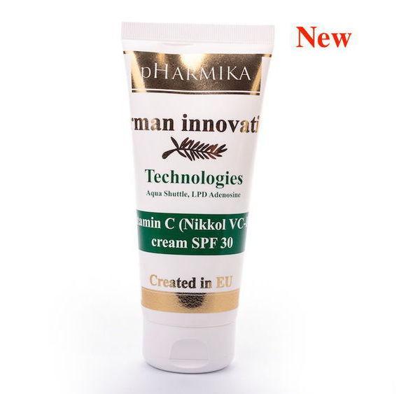 Крем с витамином С (NIKKOLVC-IP) SPF 30 pHarmika 200 мл