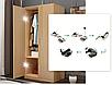 Светодиодная LED подсветка мебели на мебельную петлю автоматическая, фото 5