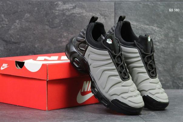 Кроссовки Nike Air Max 95 TN (черно/серые)