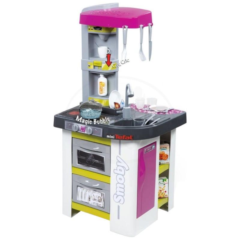 Кухня детская интерактивная Tefal Studio Smoby 311027