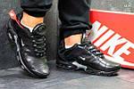 Кроссовки Nike Air Max Tn (черно/серые), фото 4
