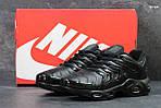 Кроссовки Nike Air Vapormax Plus (черные), фото 3