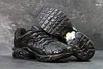 Кроссовки Nike Air Vapormax Plus (черные), фото 5