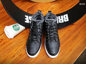 Ботинки Топсайдеры (черные)