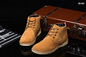 Ботинки (коричневые)