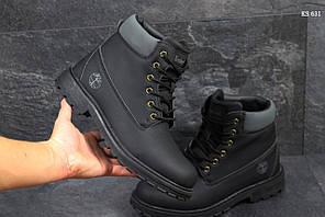 Ботинки Timberland (черные)