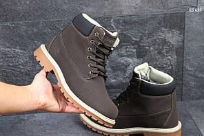 Ботинки Timberland (коричневые)