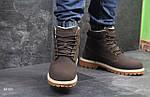Ботинки Timberland (коричневые), фото 2