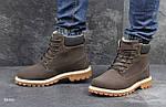 Ботинки Timberland (коричневые), фото 4