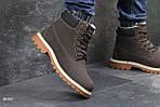 Ботинки Timberland (коричневые), фото 5