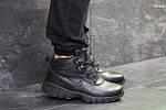 Ботинки Nike Lunarridge (черные) ЗИМА, фото 3