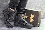 Зимние кроссовки Under Armour (черные), фото 2