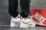 Зимние кроссовки Nike 97 (белые), фото 5