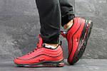 Зимние кроссовки Nike 97 (красные), фото 3