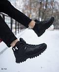 Зимние ботинки Under Armour (черные) , фото 2