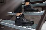 Зимние ботинки Under Armour (черные) , фото 3