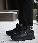 Зимние ботинки Under Armour (черные) , фото 5